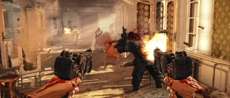 B J 's Toasty Encounter With Deathshead In Wolfenstein: The