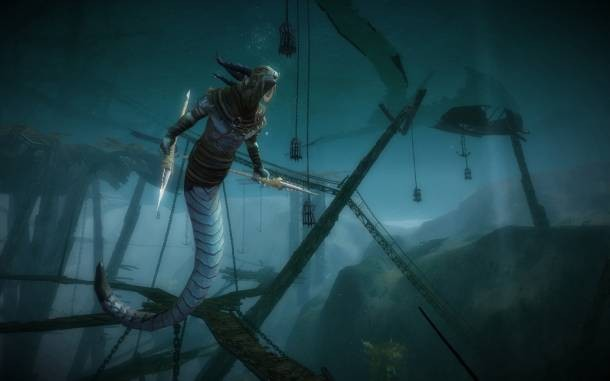 Guild Wars 2 Is The Real MMO Revolution - Game Informer