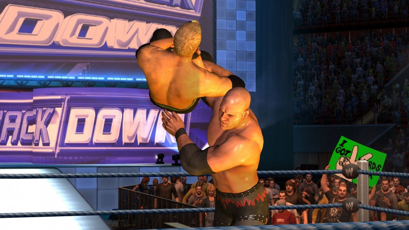 SvR 2011 Review: Solid In-Ring Work Grapples With