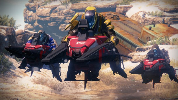 Update] Bungie Patches Destiny Sparrow Racing League Record Book