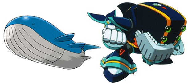 12 reasons pok mon and mega man x exist in the same universe game informer - Wailord pokemon x ...