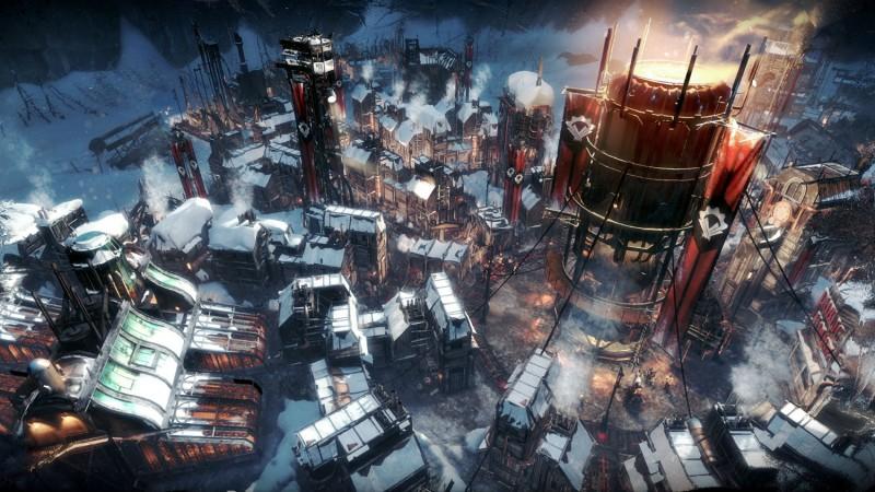 Resultado de imagem para Frostpunk