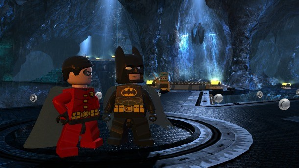 Lego Batman 2 Review A Bigger And Better Lego Gotham Game Informer