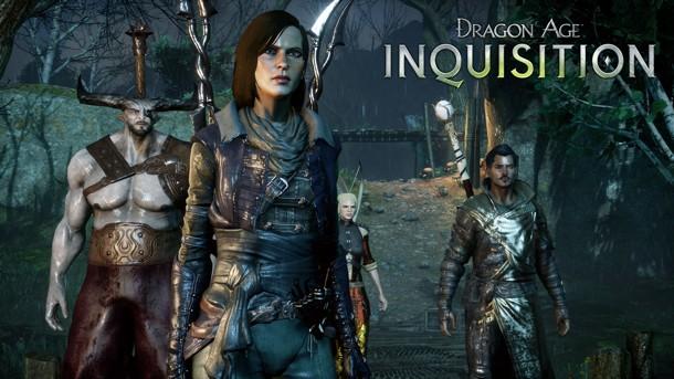 A Closer Look At Dragon Age: Inquisition's Iron Bull, Sera