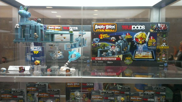 Angry Birds Star Wars Toys : Sdcc hasbro unveils new star wars action figures starwars