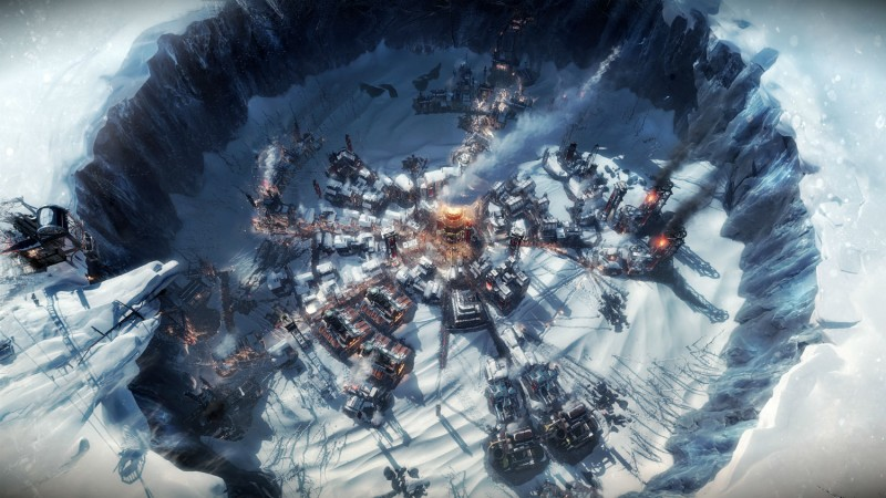 Frostpunk Review – A Frigid, Unrelenting Survival Success - Game Informer