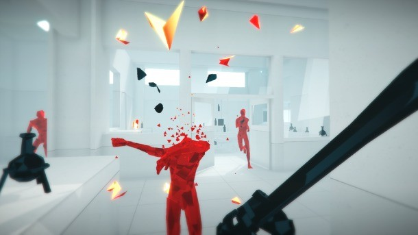 Superhot VR Review – A Glimmer of Potential - Game Informer
