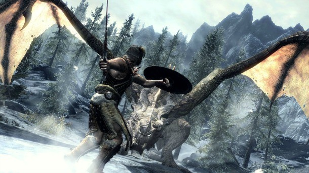 The Elder Scrolls V: Skyrim Switch Review – A Glorious