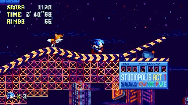 Sonic Mania Review – A Joyous Leap Back In Time - Game Informer
