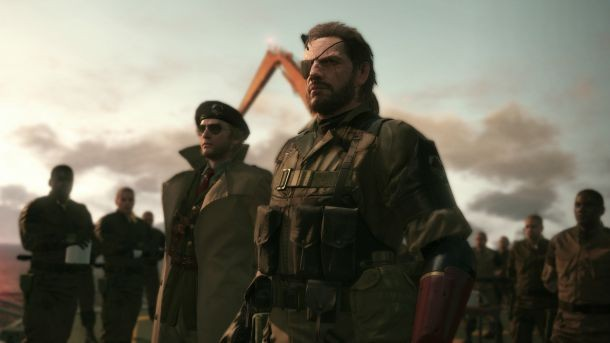mgs v the phantom pain review a legend worth waiting for game