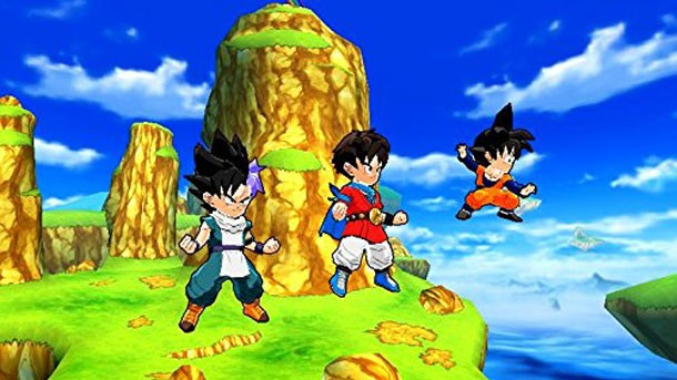 Dragon Ball Fusions Review – A Mediocre Combination - Game