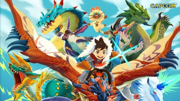 Monster Hunter Stories Review A New Way To Hunt Game Informer