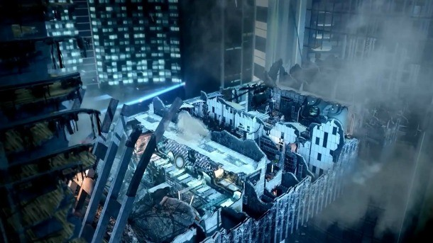 Trailer For Call Of Duty Ghosts Shows Off New Map Set In
