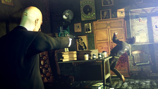 Agent 47 Explores Kill Options In Hitman: Absolution E3 Demo ... on