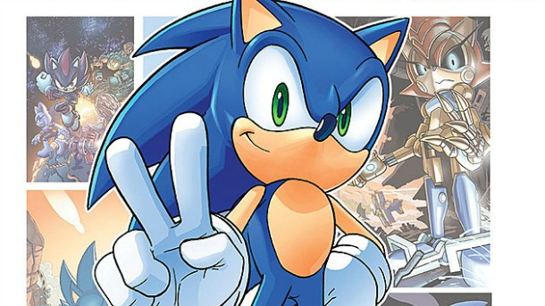 Archie Comics Releasing The Art Of Sonic The Hedgehog Comics This Fall Game Informer