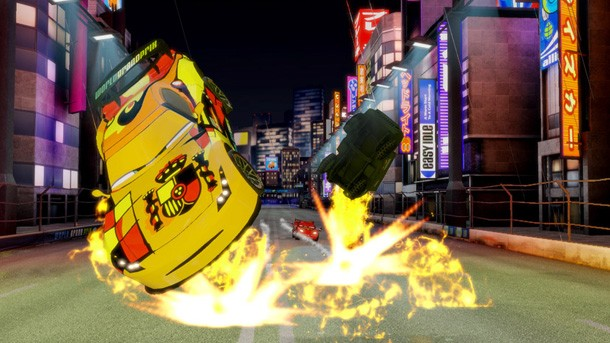 Cars 2 Is A Licensed Game Worth Driving Game Informer