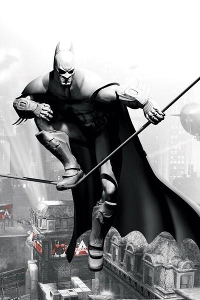 Batman: Arkham City Comic Book Review - Game Informer