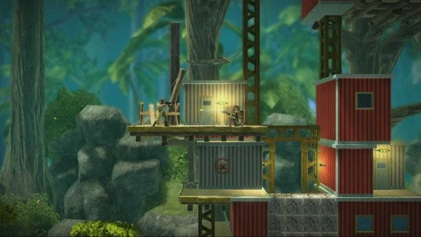Bionic Commando Rearmed 2… Jump! - Game Informer