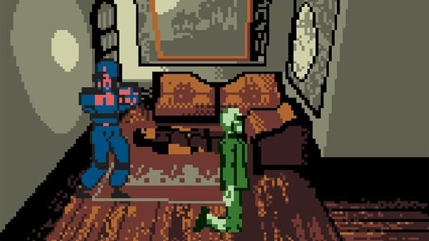 Bizarre Resident Evil Gameboy Color ROMs Now Available - Game Informer