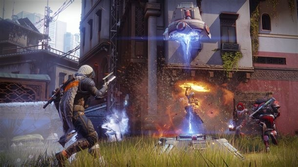 Breaking Down Destiny 2's New Features In Screenshots - Game