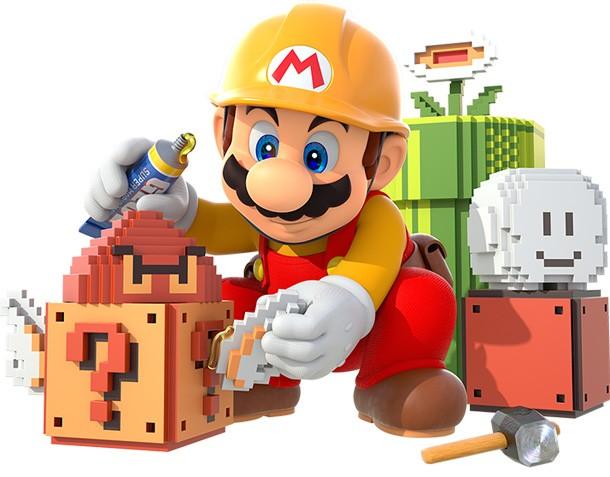 Super Mario Maker Review Build The Mushroom Kingdom Of Your