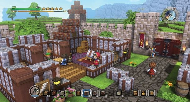 Dragon Quest Builders Review – Building On A Strong