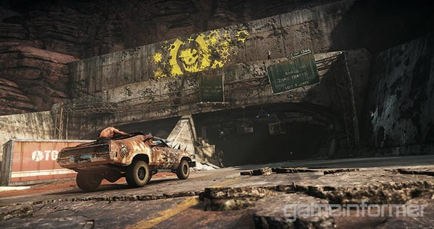 Building Your Nightmarish Dream Car In Mad Max Game Informer