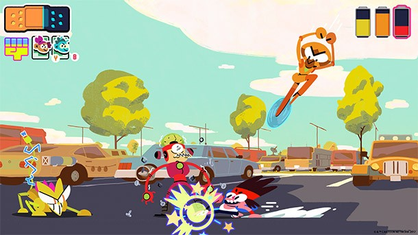 Capybara Partners With Cartoon Network For Video Game Based