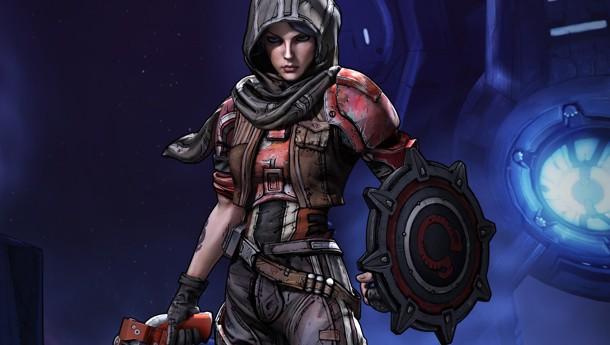 Borderlands: The Pre-Sequel Character Deep Dive – Athena