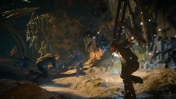 Character Swapping Is Coming To Final Fantasy XV - Game Informer