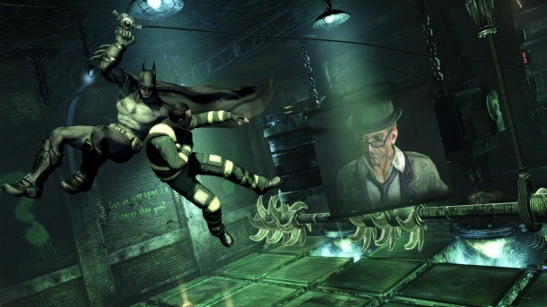 Check Out 12 Minutes Of Batman Arkham City Gameplay