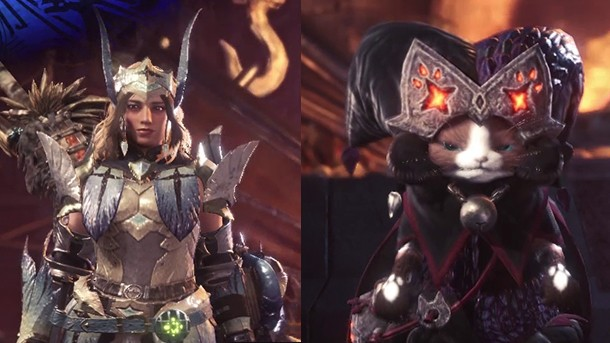 Check Out The Coolest Armor In Monster Hunter World Game Informer