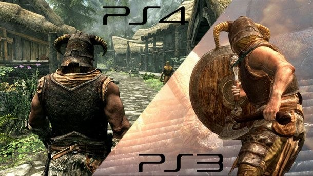 Comparing The Elder Scrolls V: Skyrim PS3 To Special Edition