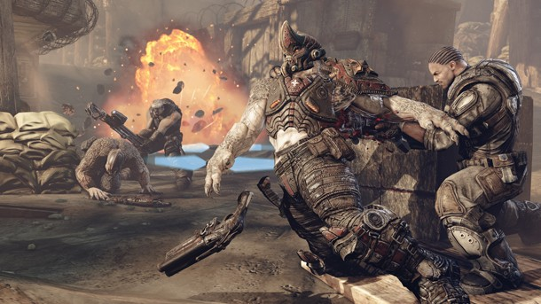 Could Gears Of War End Up On PS3? - Game Informer