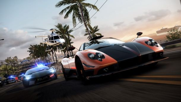 Need For Speed Hot Pursuit Review Game Informer