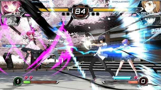 Dengeki Bunko Fighting Climax Comes Westward For PS3 And Vita - Game