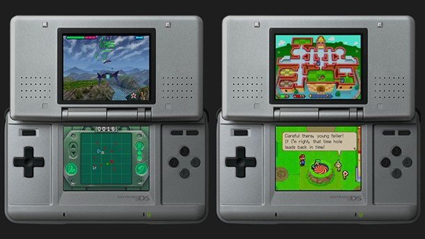 Ds Titles Star Fox Command And Mario Luigi Partners In Time