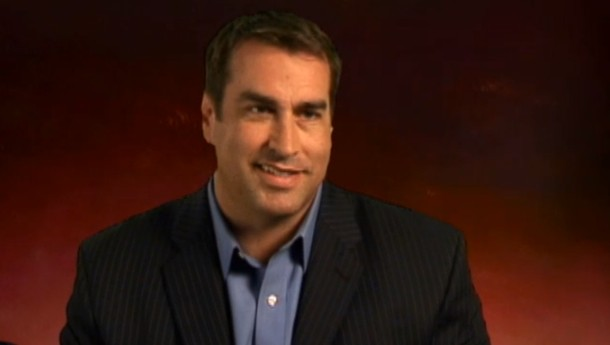 Daily Show Alum Rob Riggle To Play Frank West In Dead Rising