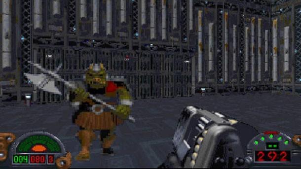 Doom Clone Troopers – The Story Behind Star Wars: Dark Forces - Game