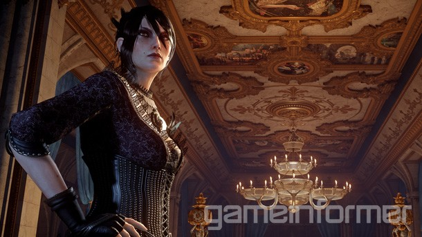 Morrigan Is One Of The Most Mysterious Characters To Grace Dragon Age Universe Seductive Mage Keeps Everyone Guessing About Her True Intentions