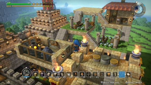 Dragon Quest Builders Demo Available On Switch Today Game Informer
