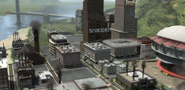 EA Offering SimCity Players One Of Eight Free Games - Game