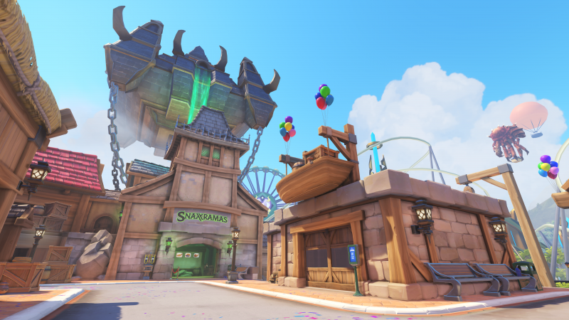 Easter Eggs And Fun Facts From Overwatch S Upcoming Blizzard World