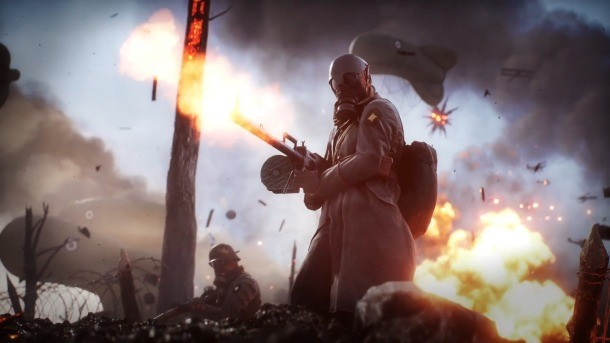 Eight Ways Battlefield 1 Alters The Franchise Formula - Game Informer