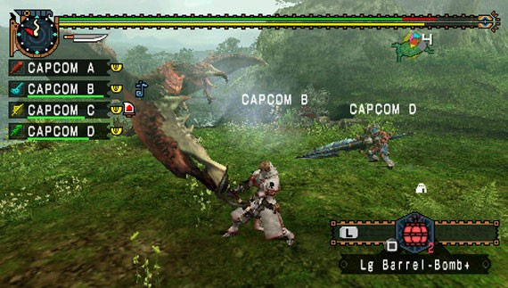 7275410332395 Enjoy A New Analog Stick With Your Monster Hunter Portable 3 PSP ...