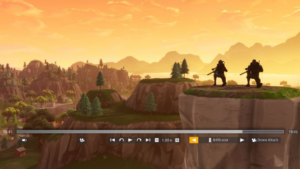 Epic Games Adding Live Record And Replay Features To Fortnite - Game