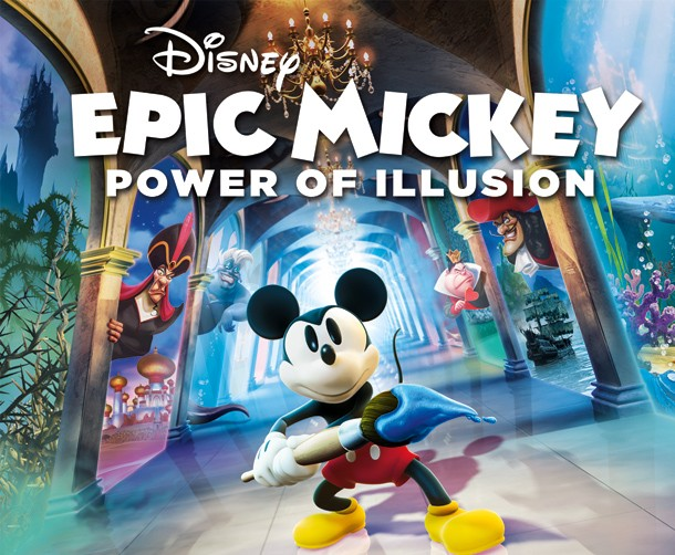 Epic Mickey: Power Of Illusion's Confirmed Cameos - Game Informer