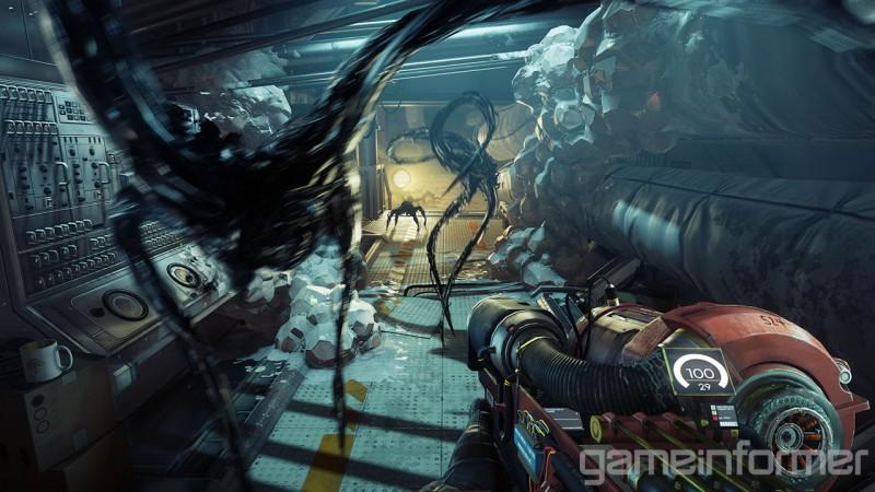 Exclusive Prey Screen Gallery - Game Informer