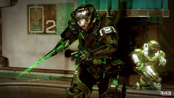 Exclusive Video And Details For Halo 5's Infection Mode - Game Informer