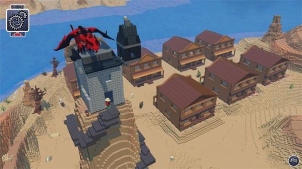 Exploring Lego Worlds And Why Lego Indy 2 Was Underrated Game Informer